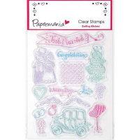 Набор Свадебных штампиков от Papermania