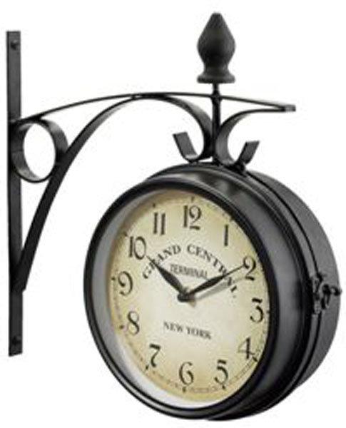 Винтажные часы настенные