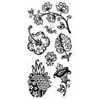 """Штампы """"Flashy Floral"""""""
