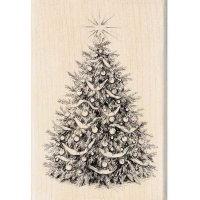 """Штамп """"Christmas Tree"""""""